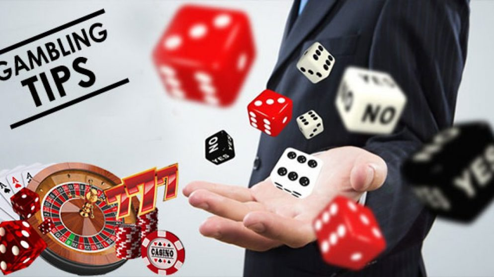 Tips to keep in mind when signing with online casino